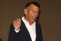 Hassan Yussaff, CLC president;